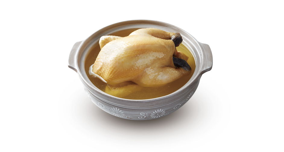 Royal Chicken Soup