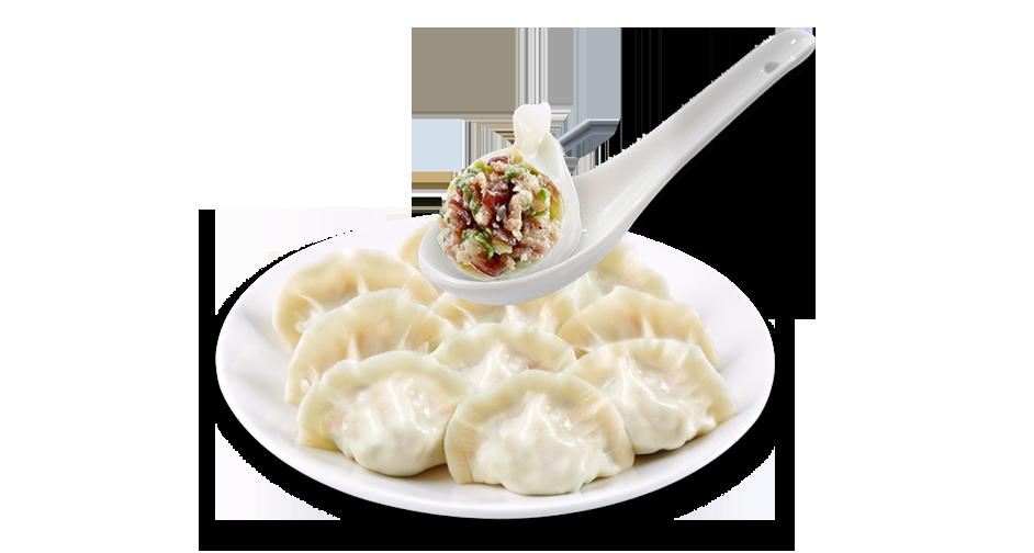 キャベツと豚肉入り(手作り)水餃子<br>(冷凍)