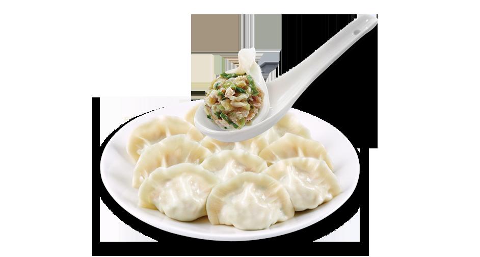 白菜豬肉<br>手工水餃禮盒<br>(冷凍)