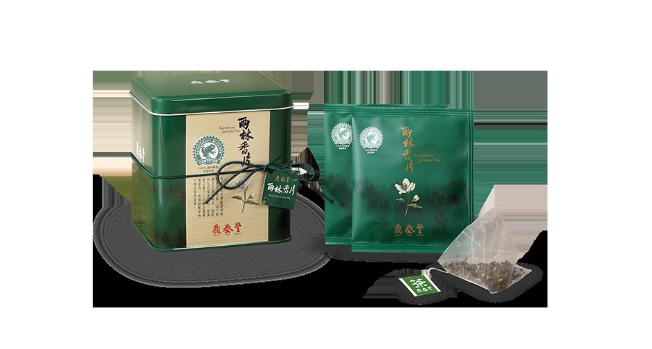 雨林香片禮盒