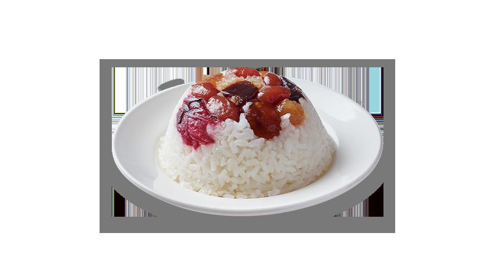 Eight Flavored Sticky Rice Dessert
