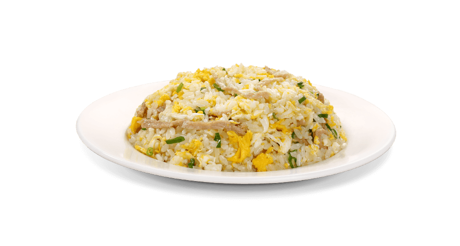 Shredded Pork Fried Rice<br>(With Egg)
