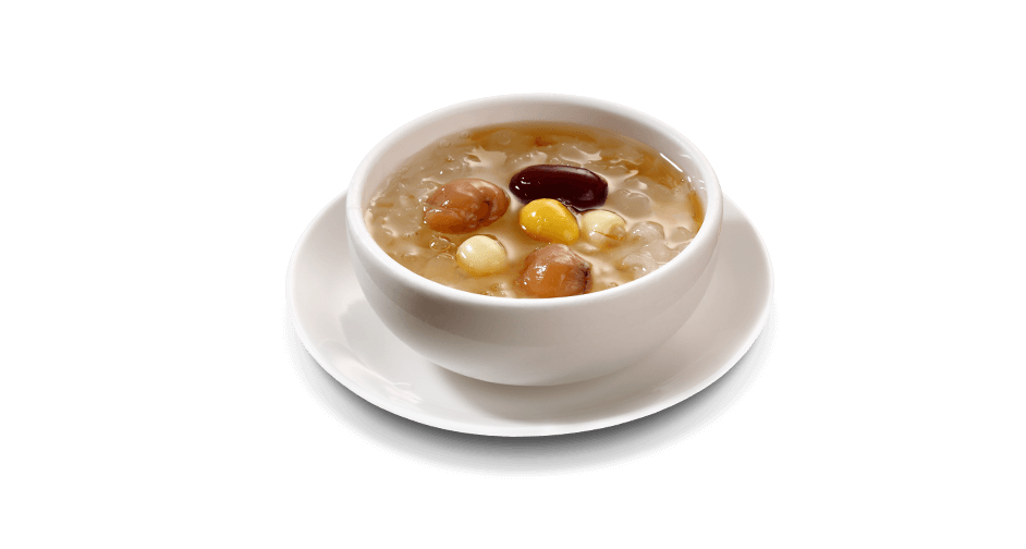 Snow Mushroom Sweet Soup (Cold)