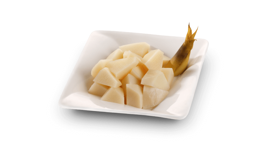 竹の子サラダ