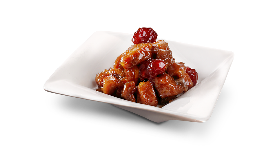 Sweet and Sour Pork Spareribs