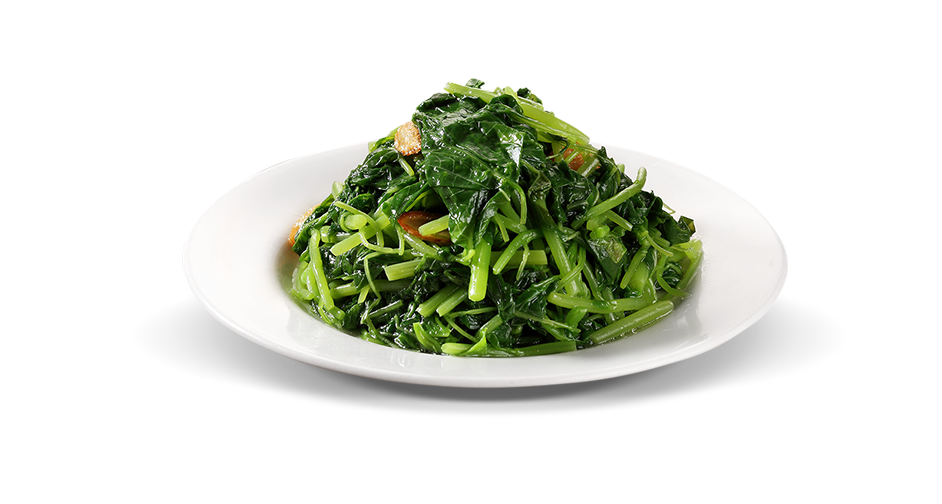 Stir-Fried Amaranth Greens