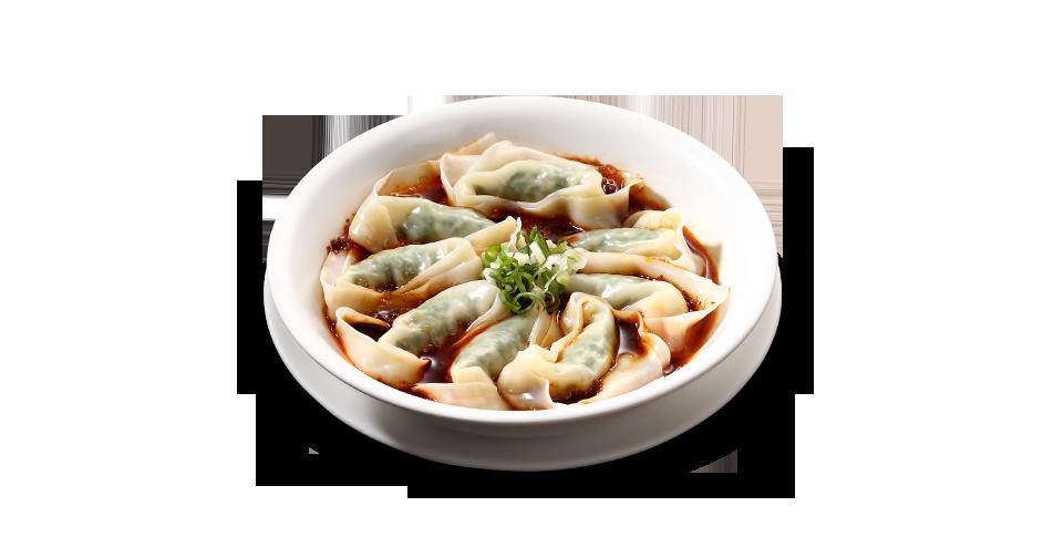 菜肉紅油抄手<br>禮盒(冷凍)