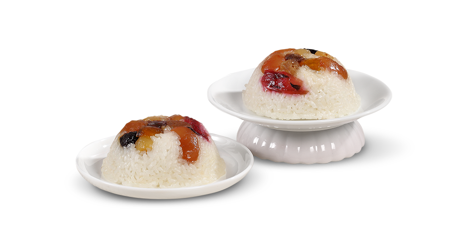 Eight Flavored Sticky Rice Dessert Gift Set