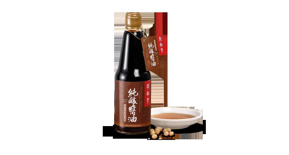非基改純釀醬油禮盒