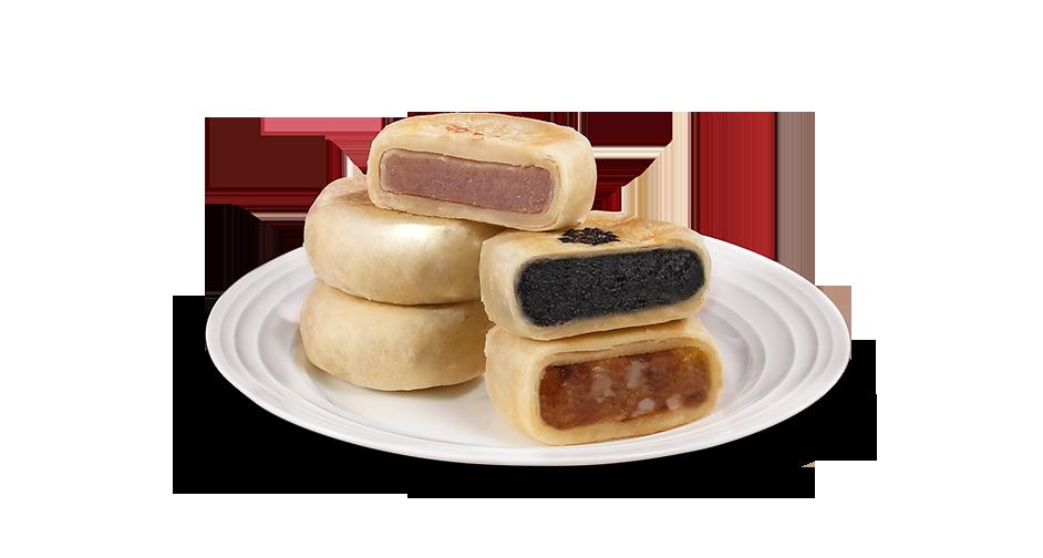 Suzhou Style Mooncake Gift Set (Moon Festival Only)