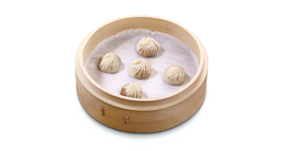 Truffle<br>and Pork Xiaolongbao